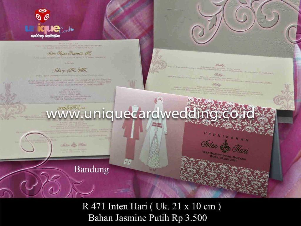 undangan pernikahan#Inten Hary
