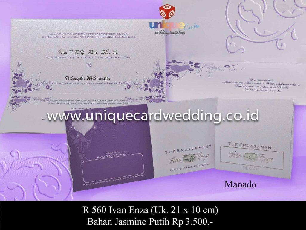 undangan pernikahan#Ivan Enza
