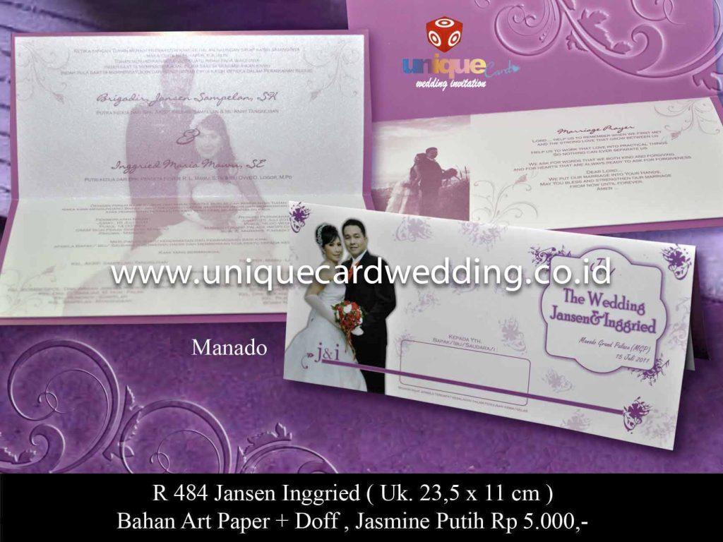 undangan pernikahan#Jansen Inggried