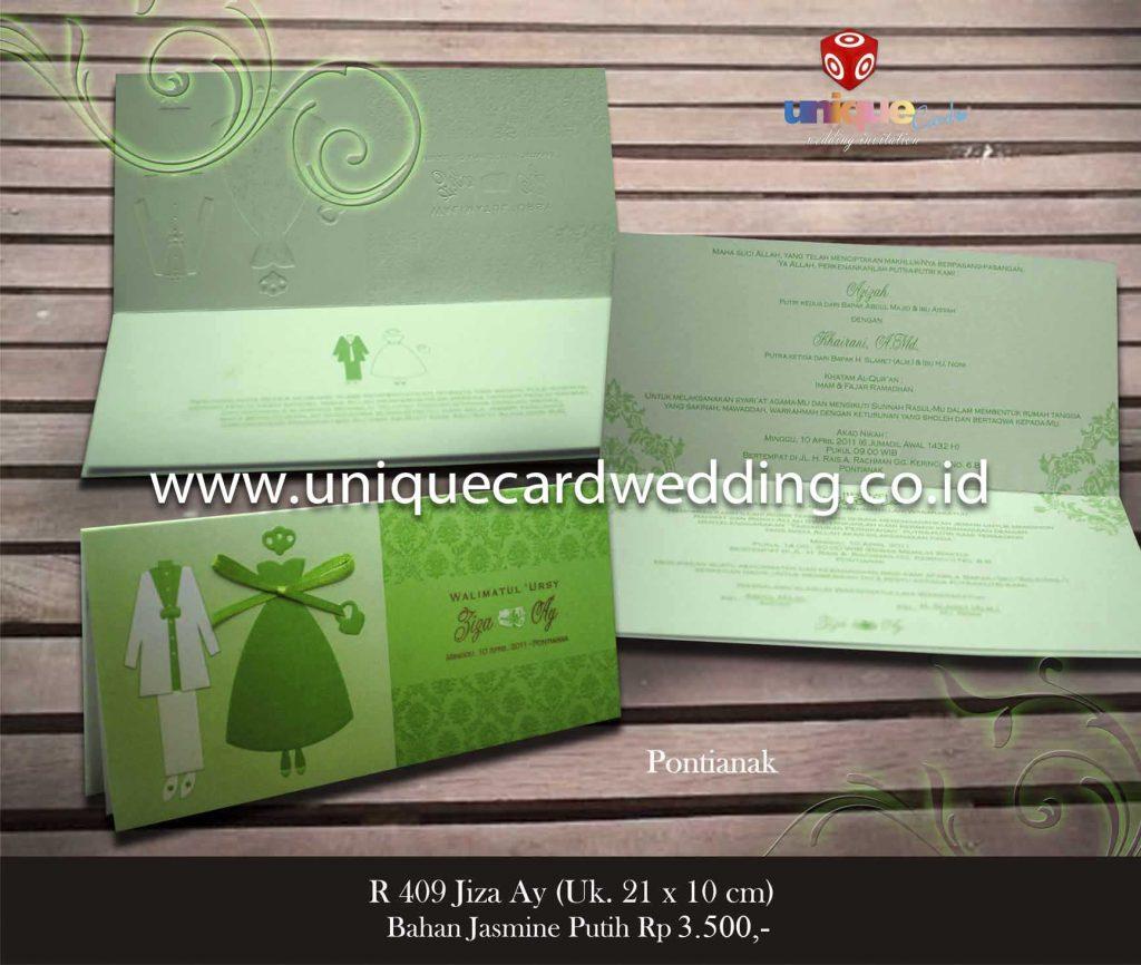 undangan pernikahan#Jiza Ay