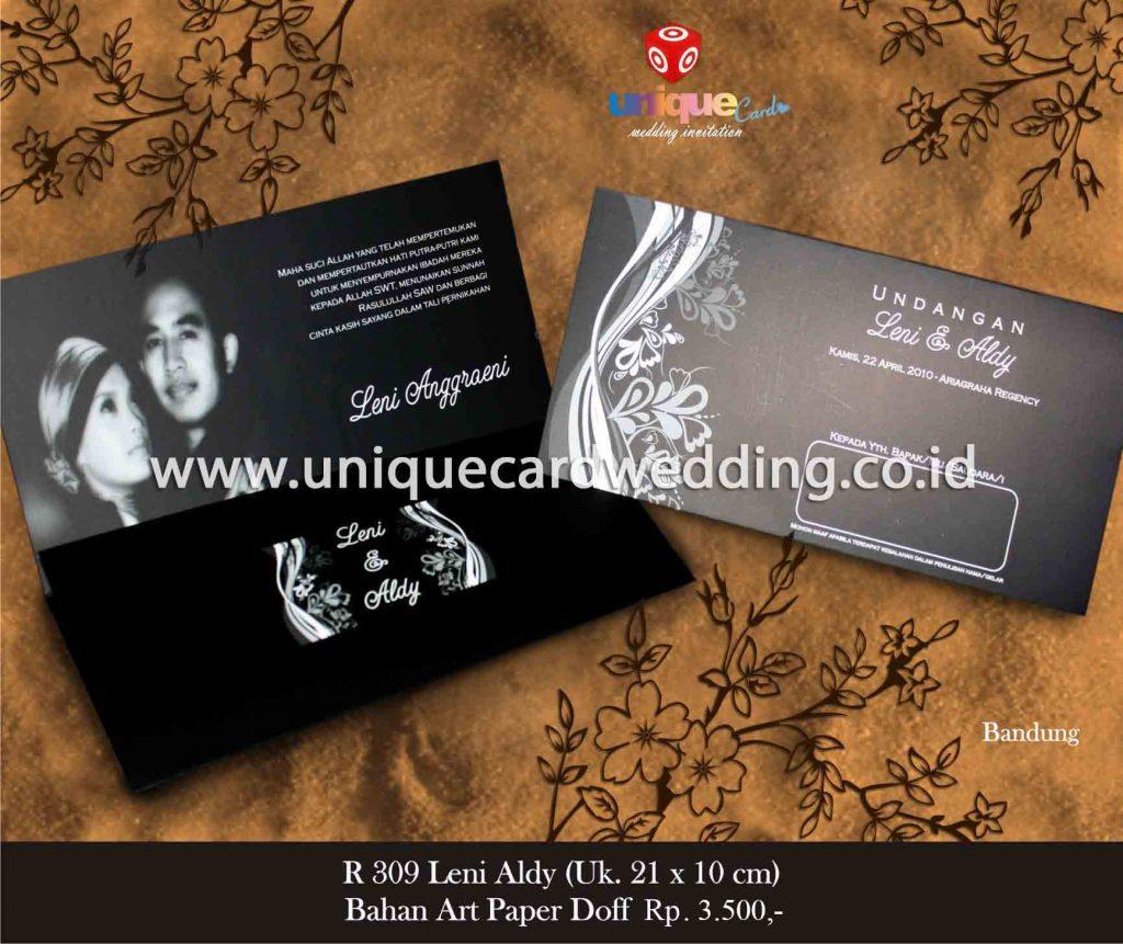 undangan pernikahan#Leni Aldy