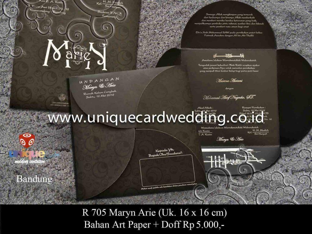 undangan pernikahan#Maryn Arie