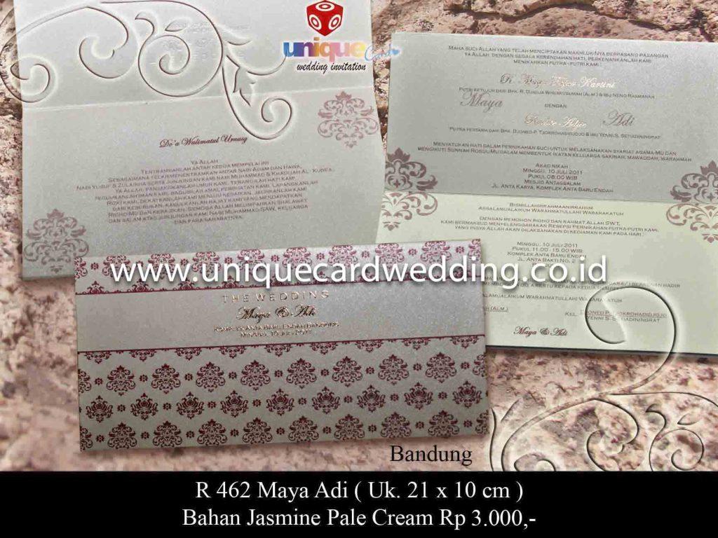 undangan pernikahan#Maya Adi