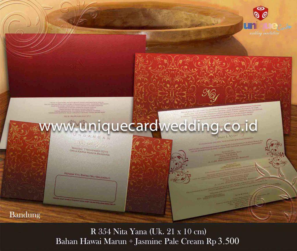 undangan pernikahan#Nita Yana