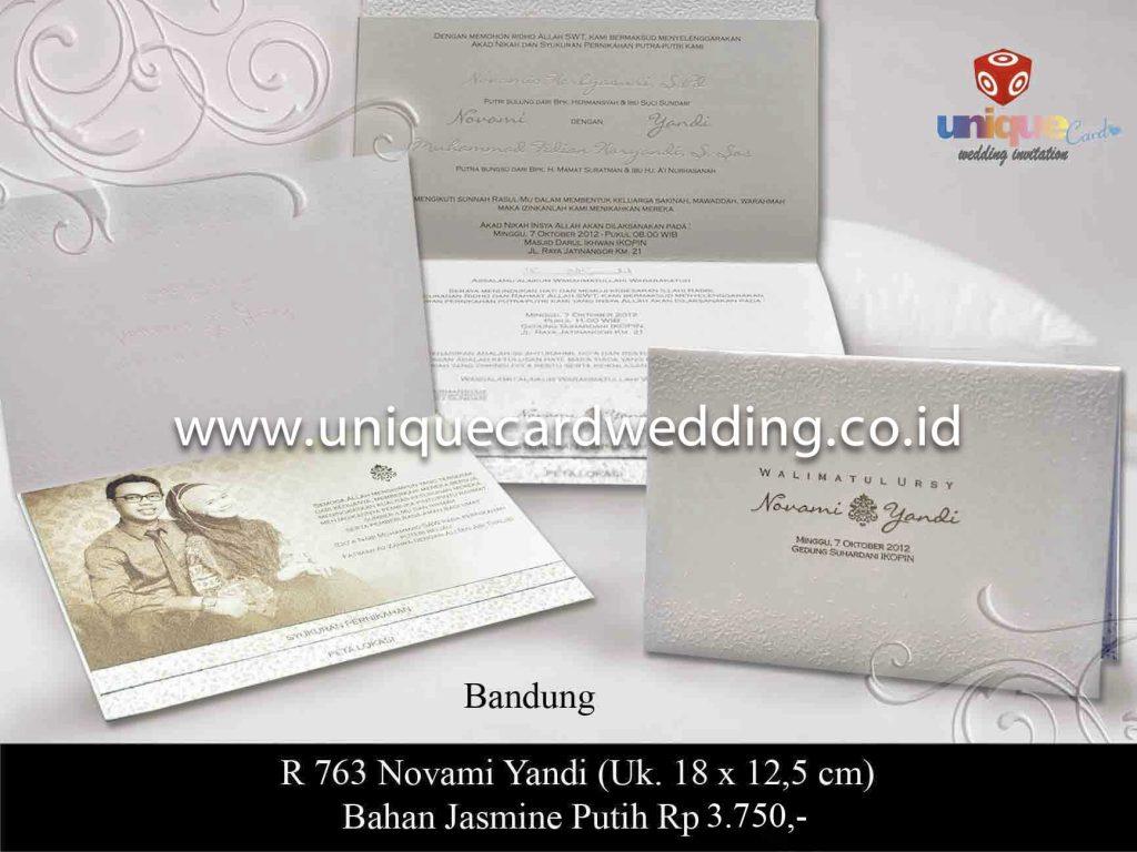 undangan pernikahan#Novami Yandi