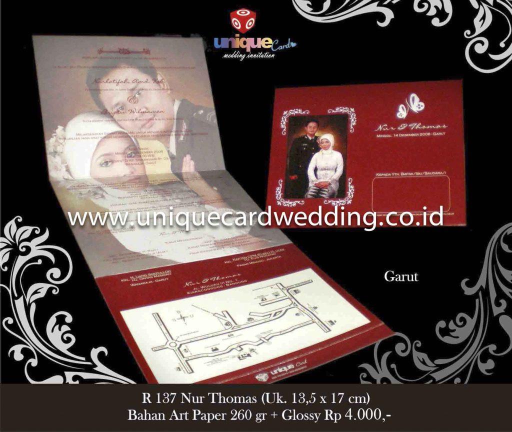 undangan pernikahan#Nur Thomas