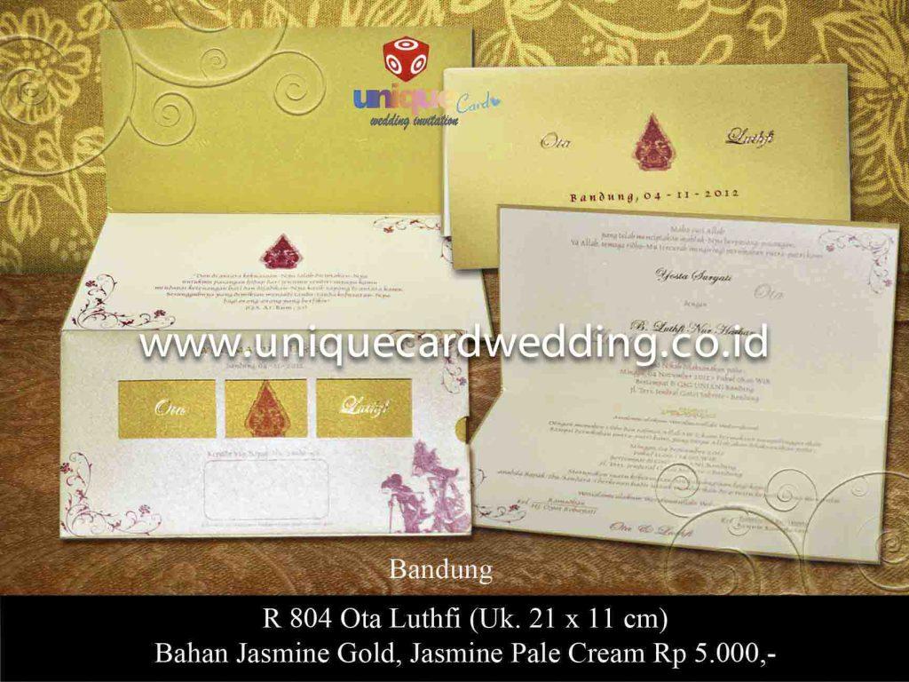 undangan pernikahan#Ota Luthfi