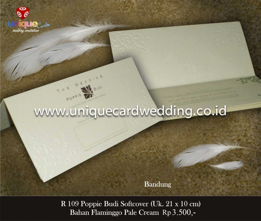 undangan pernikahan#Poppie Budi SC