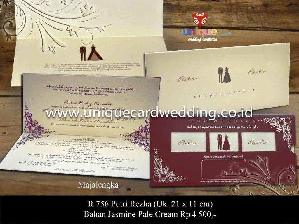 undangan pernikahan#Putri Rezha