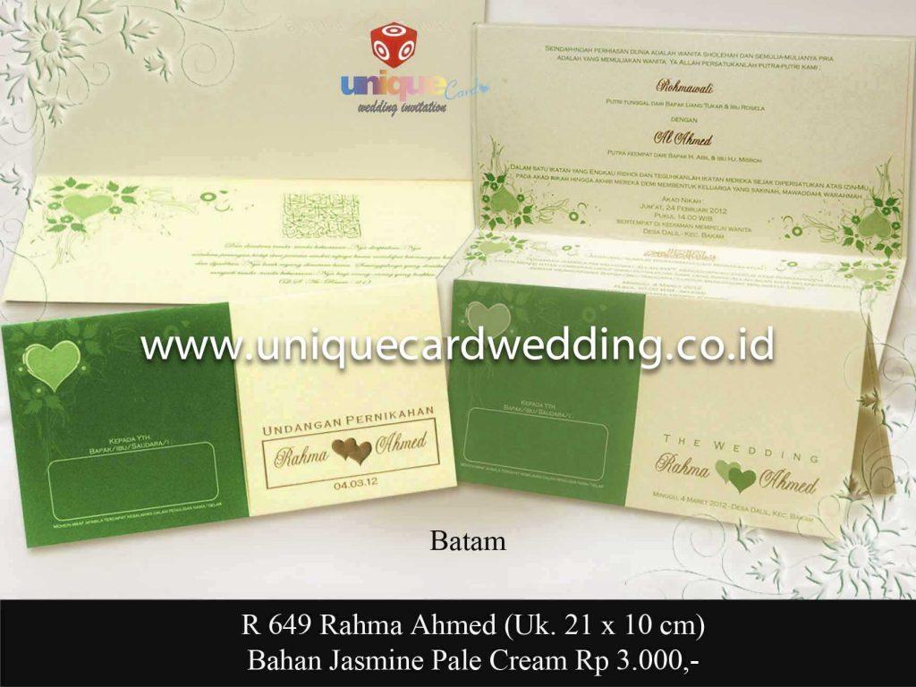 undangan pernikahan#Rahma Ahmed