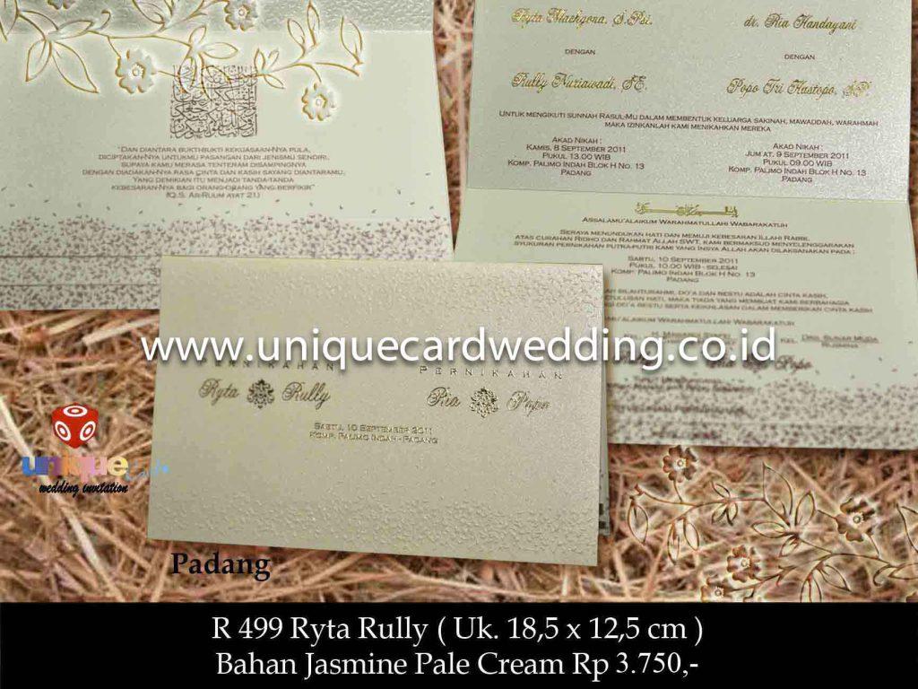 undangan pernikahan#Ryta Rully