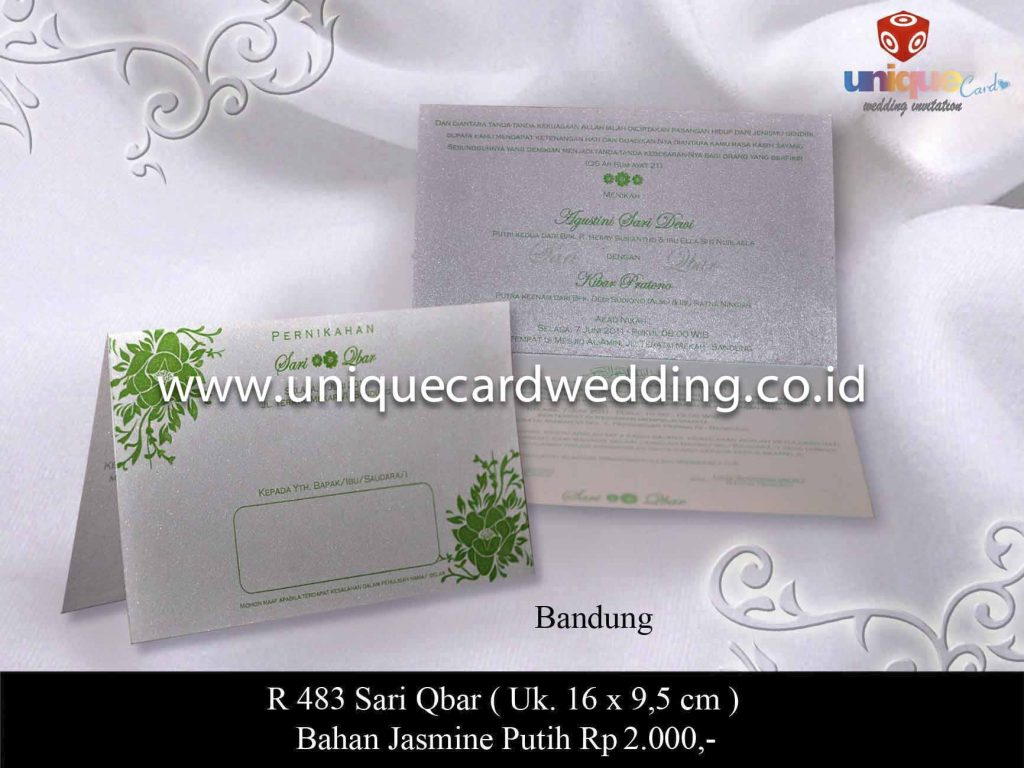 undangan pernikahan#Sari Qbar copy