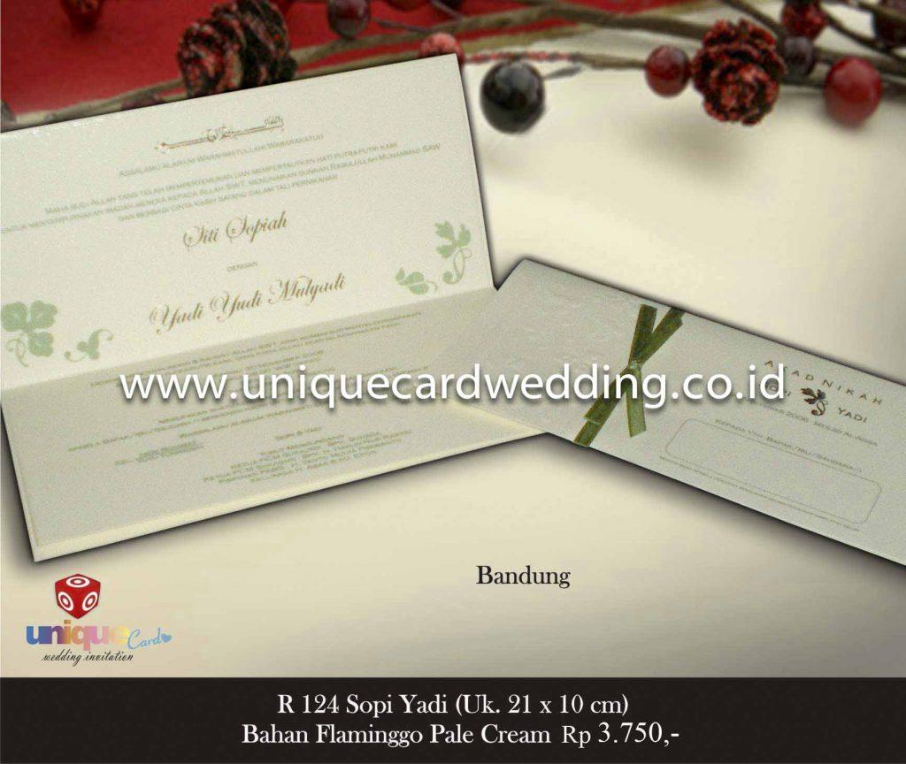 undangan pernikahan#Sopi Yadi