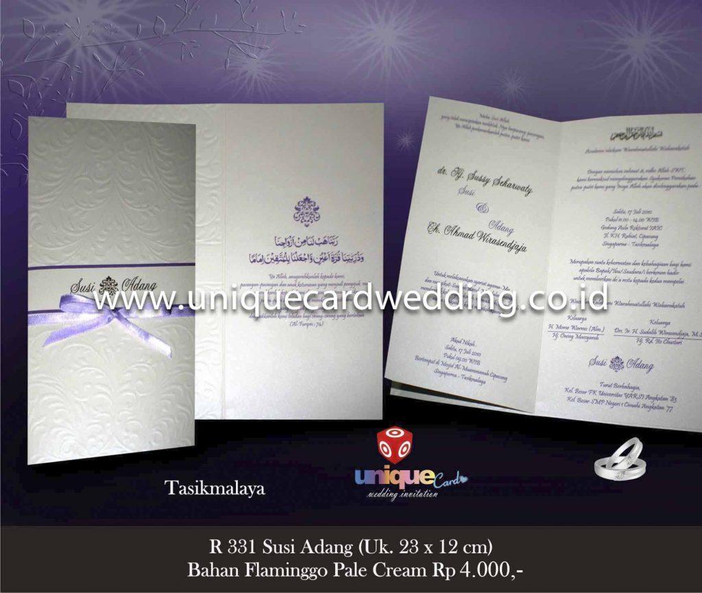 undangan pernikahan#Susi Adang