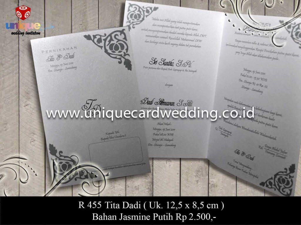 undangan pernikahan#Tita Dadi