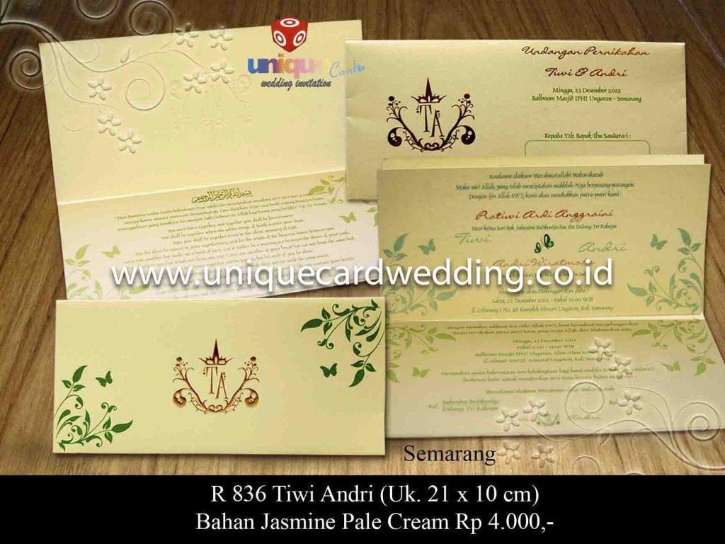undangan pernikahan#Tiwi Andri