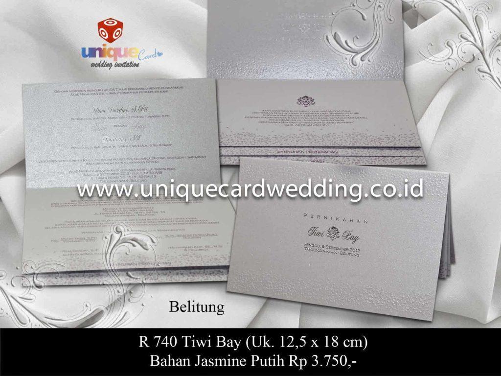 undangan pernikahan#Tiwi Bay