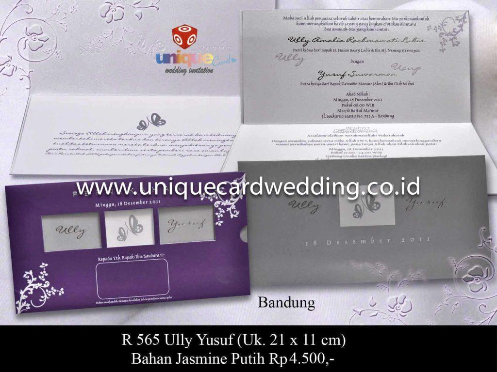 undangan pernikahan#Ully Yusuf