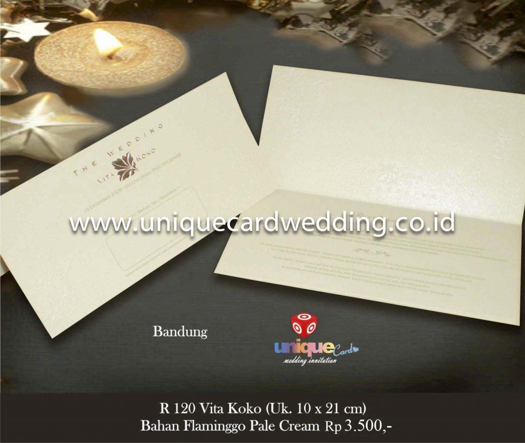undangan pernikahan#Vita Koko