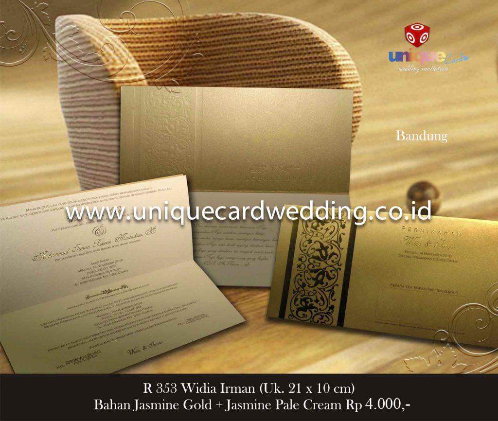 undangan pernikahan#Widia Irman