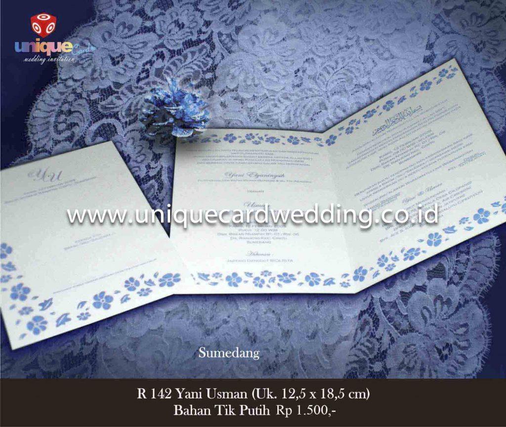 undangan pernikahan#Yani Usman