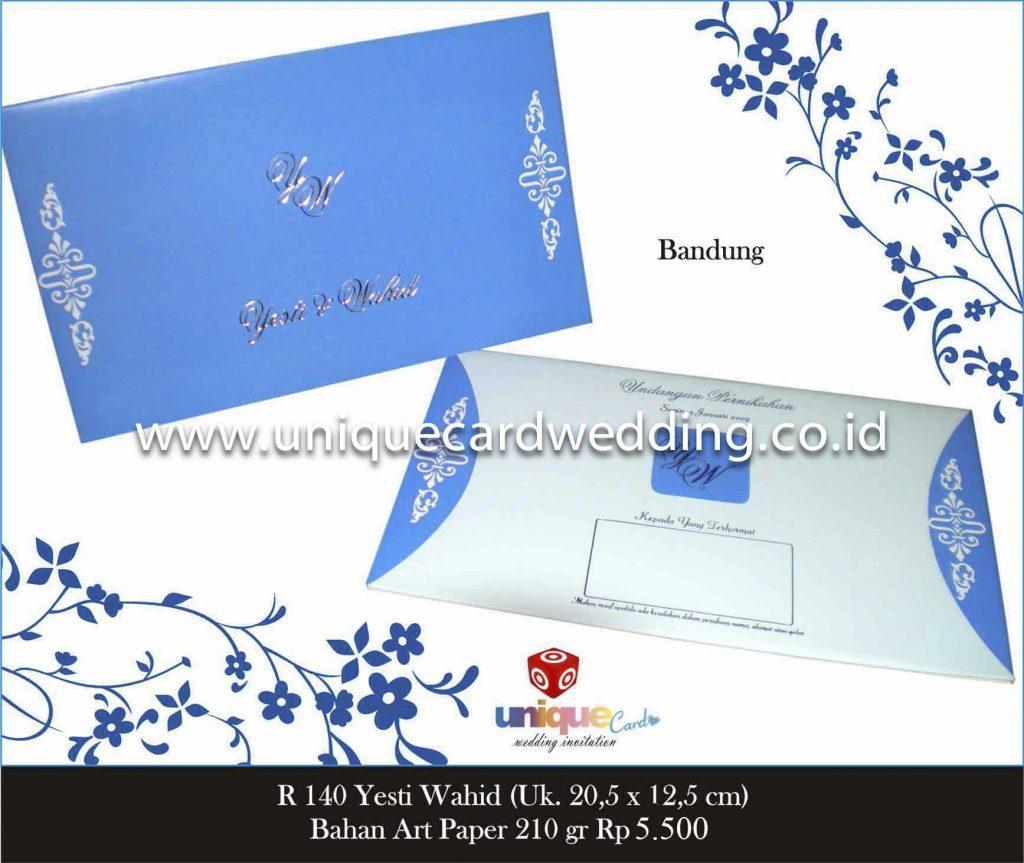 undangan pernikahan#Yesti Wahid