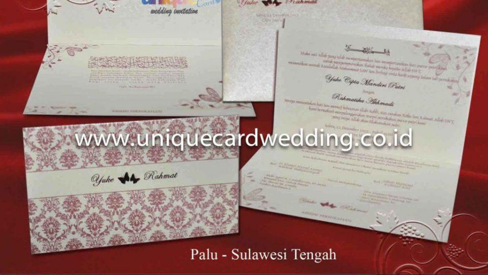 undangan pernikahan#Yuke Rahmat