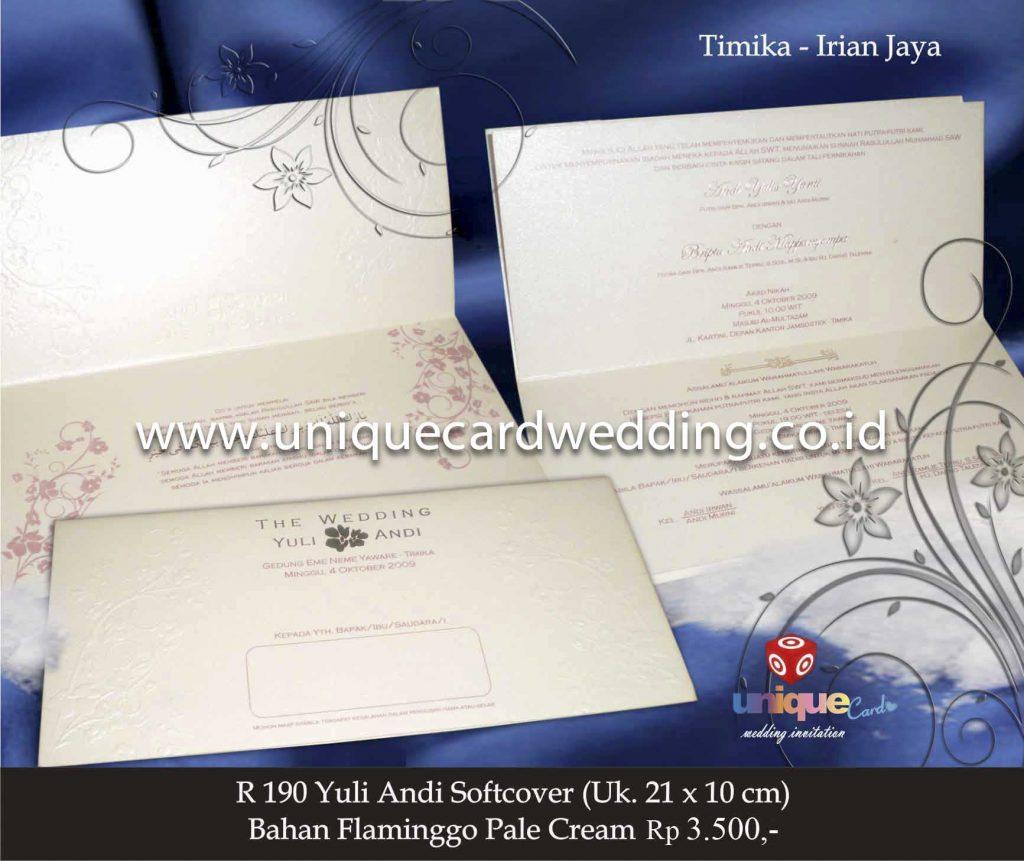 undangan pernikahan#Yuli Andi SC