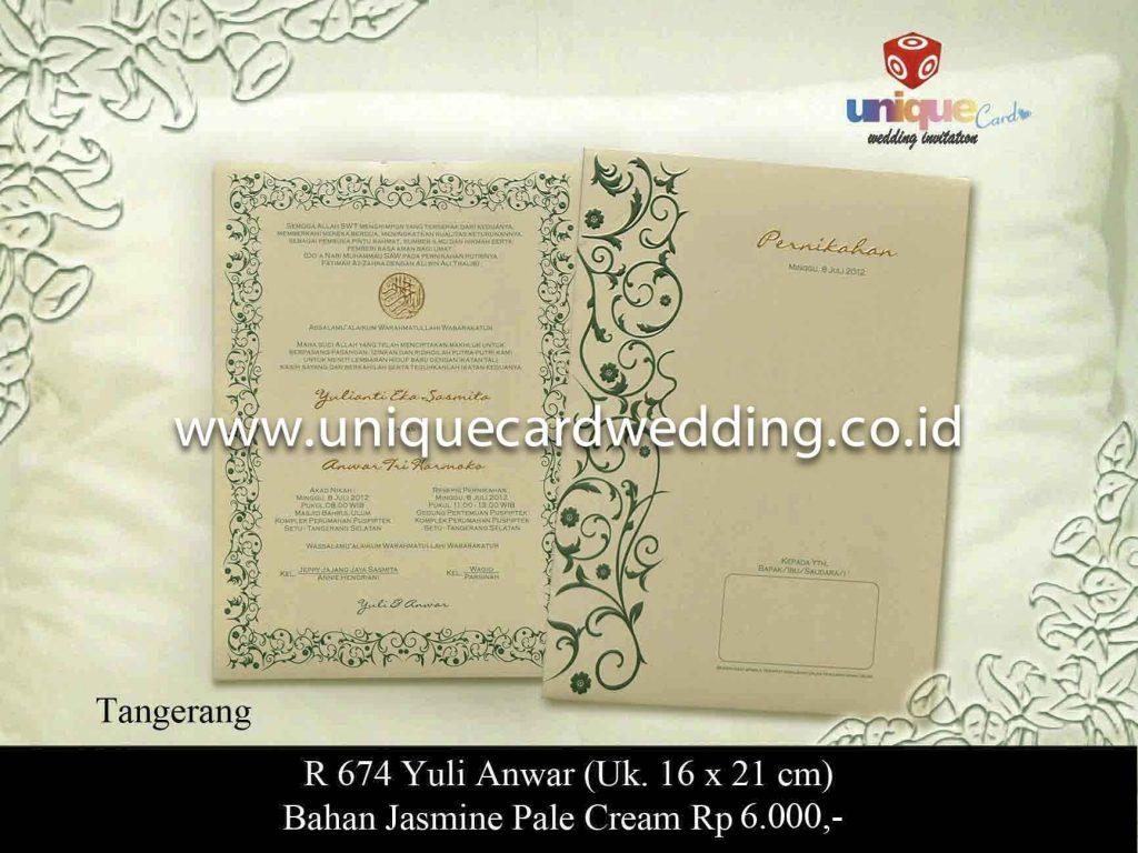 undangan pernikahan#Yuli –  Anwar copy