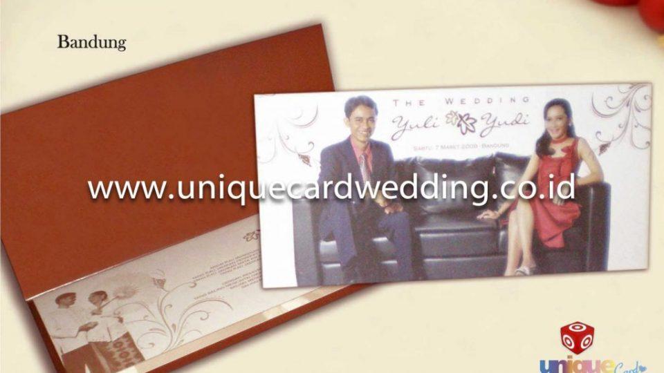 undangan pernikahan#Yuli Yudi