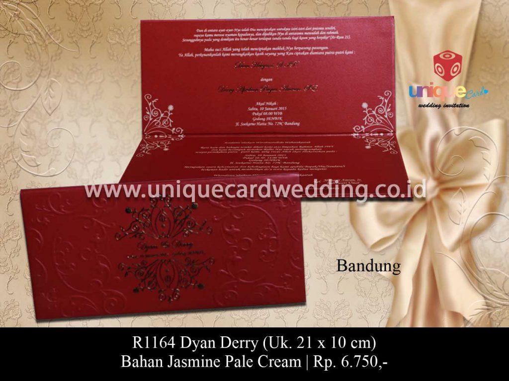 undangan pernikahan-Dyan Derry