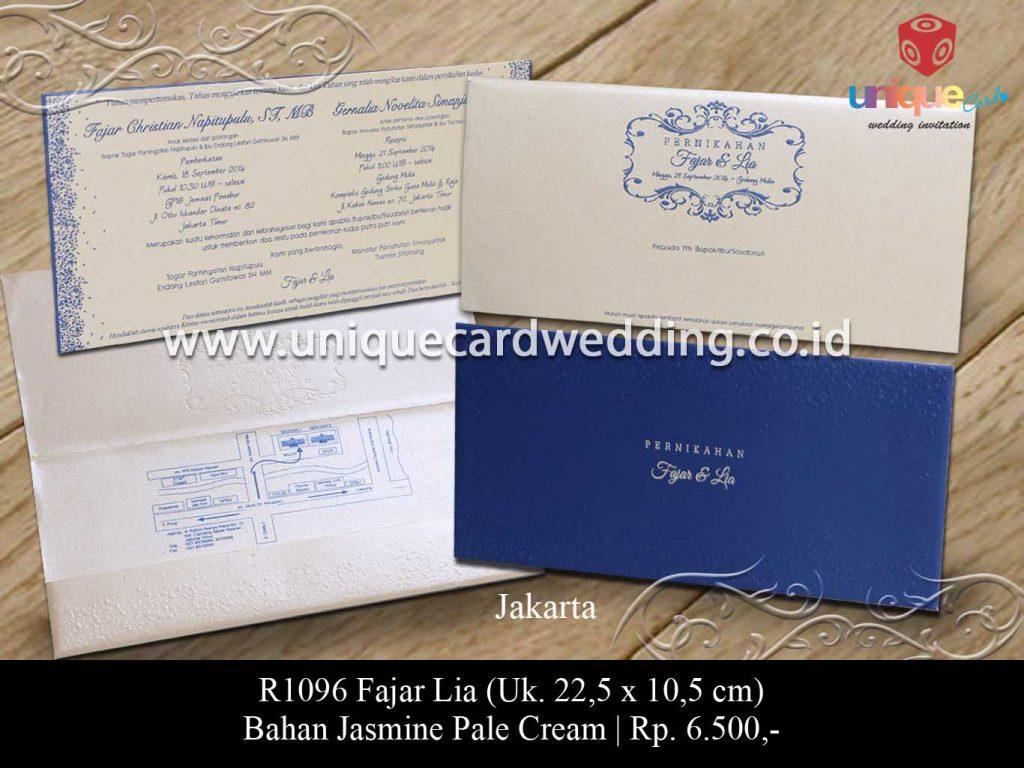 undangan pernikahan-Fajar Lia