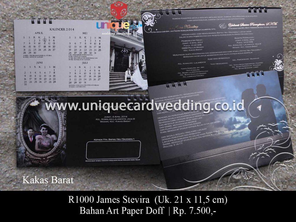 undangan pernikahan-James Stevira