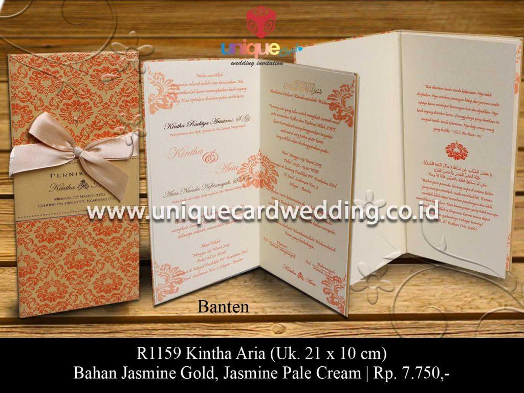 undangan pernikahan-Kintha Aria