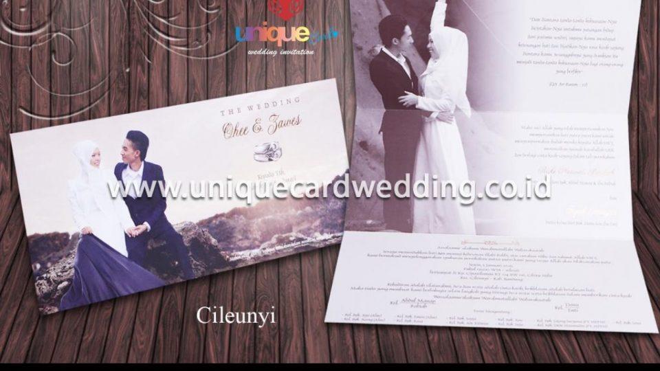 undangan pernikahan-Qhee Jawes