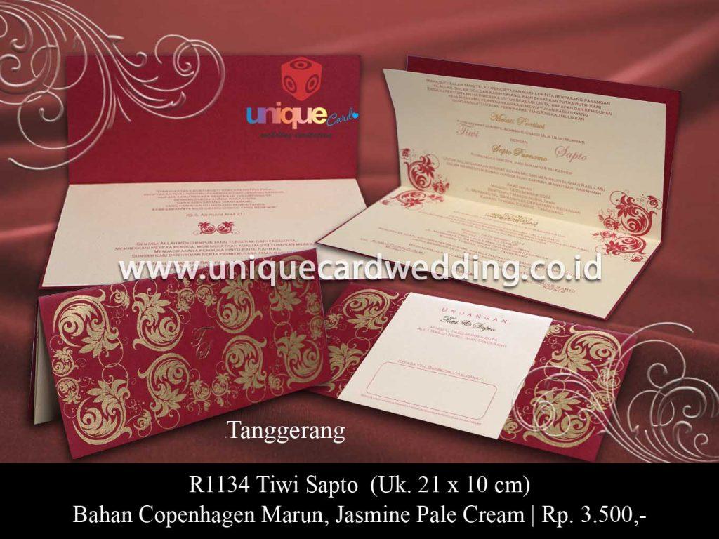 undangan pernikahan-Tiwi Sapto