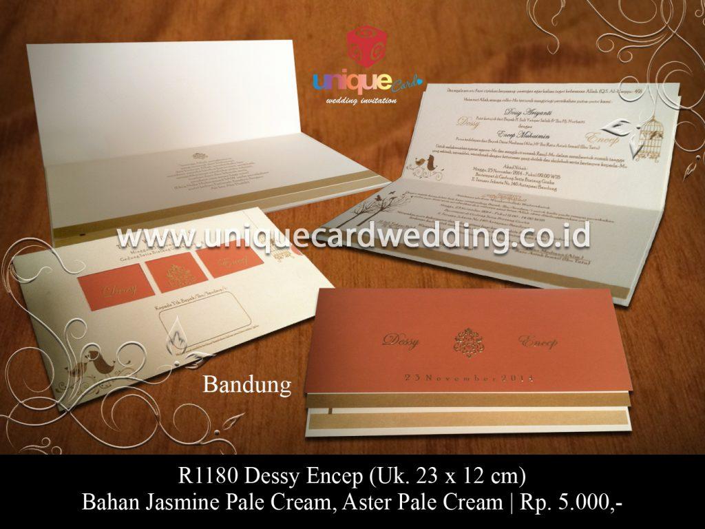 undangan pernikahan-Dessy Encep
