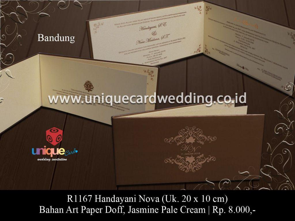 undangan pernikahan-Handayani Nova