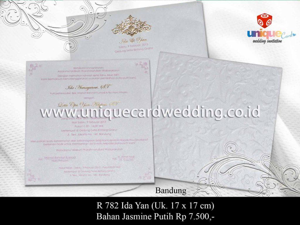 undangan pernikahan-Ida Yan