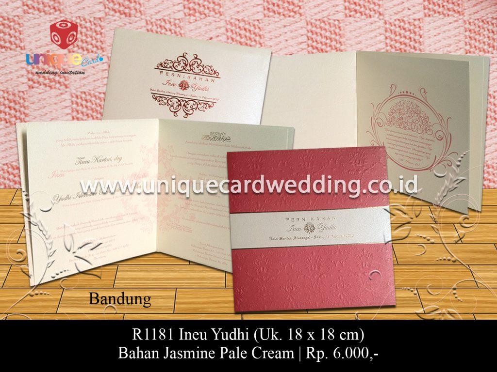 undangan pernikahan-Ineu Yudhi
