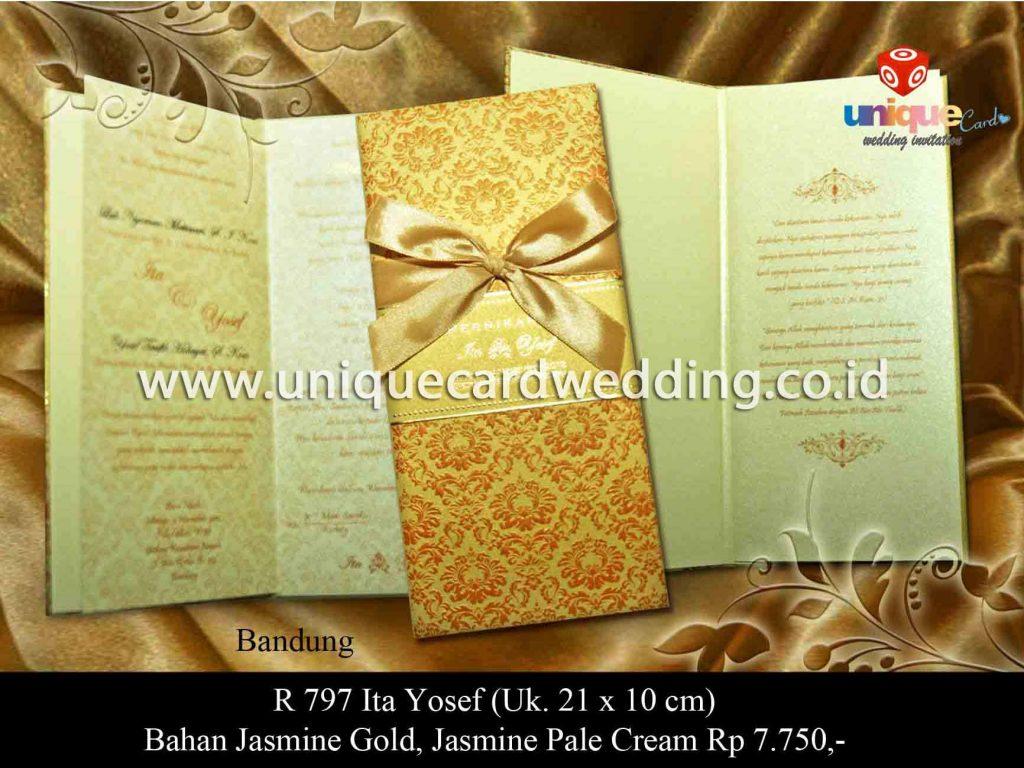 undangan pernikahan-Ita Yosef