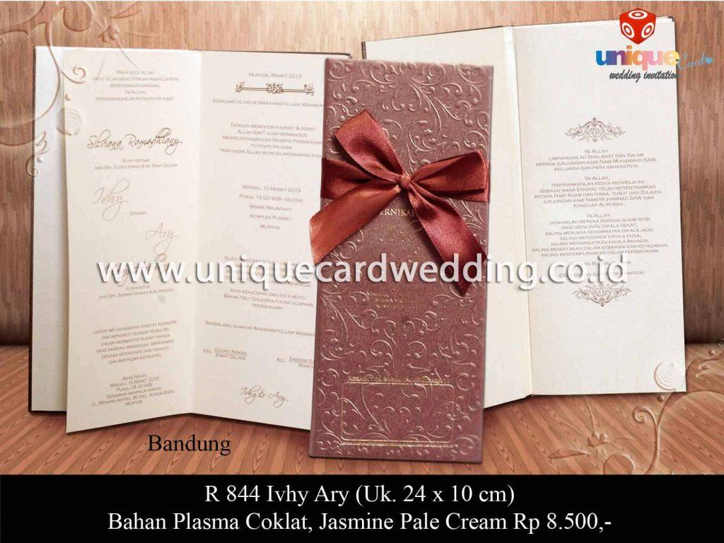 undangan pernikahan-Ivhy Ary