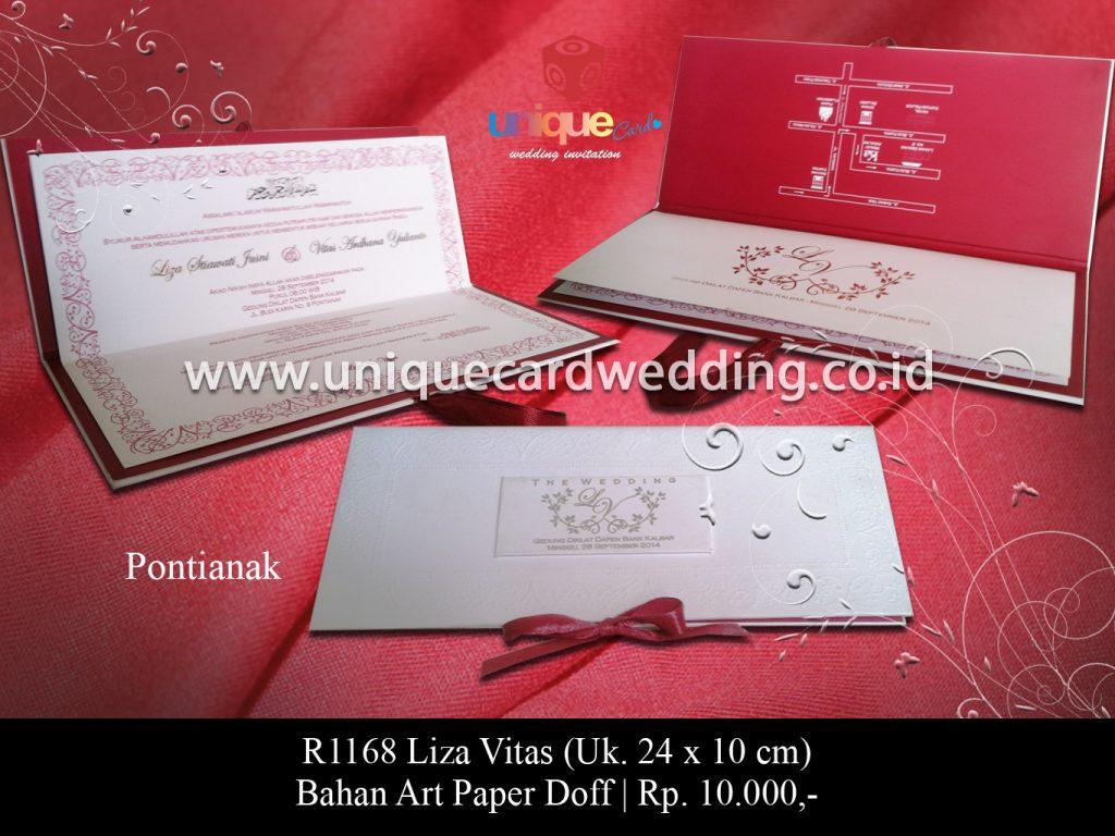 undangan pernikahan-Liza Vitas