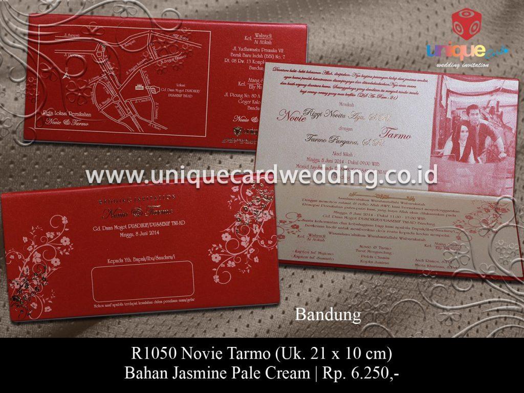 undangan pernikahan-Novie Tarmo