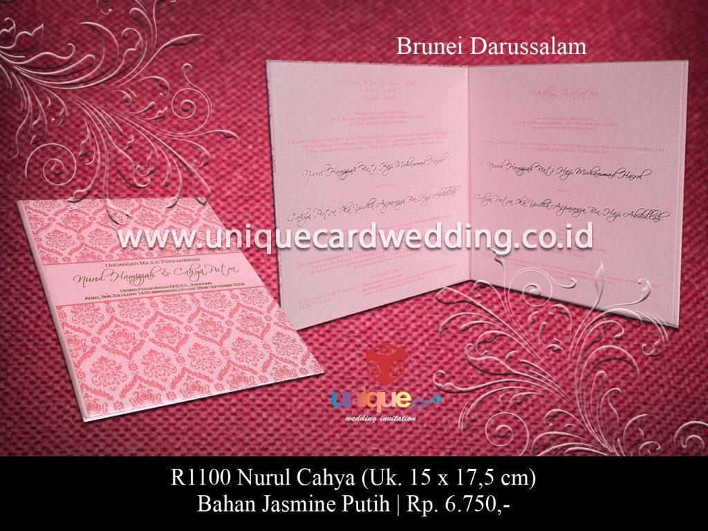 undangan pernikahan-Nurul Cahya