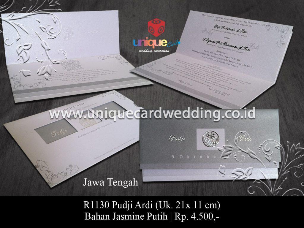 undangan pernikahan-Pudji Ardi