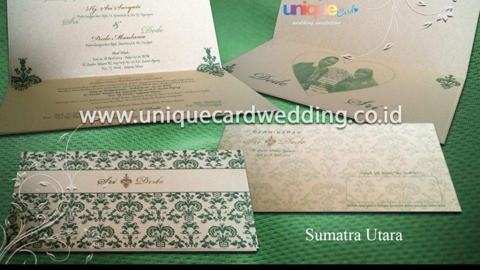 undangan pernikahan-Sri Dede