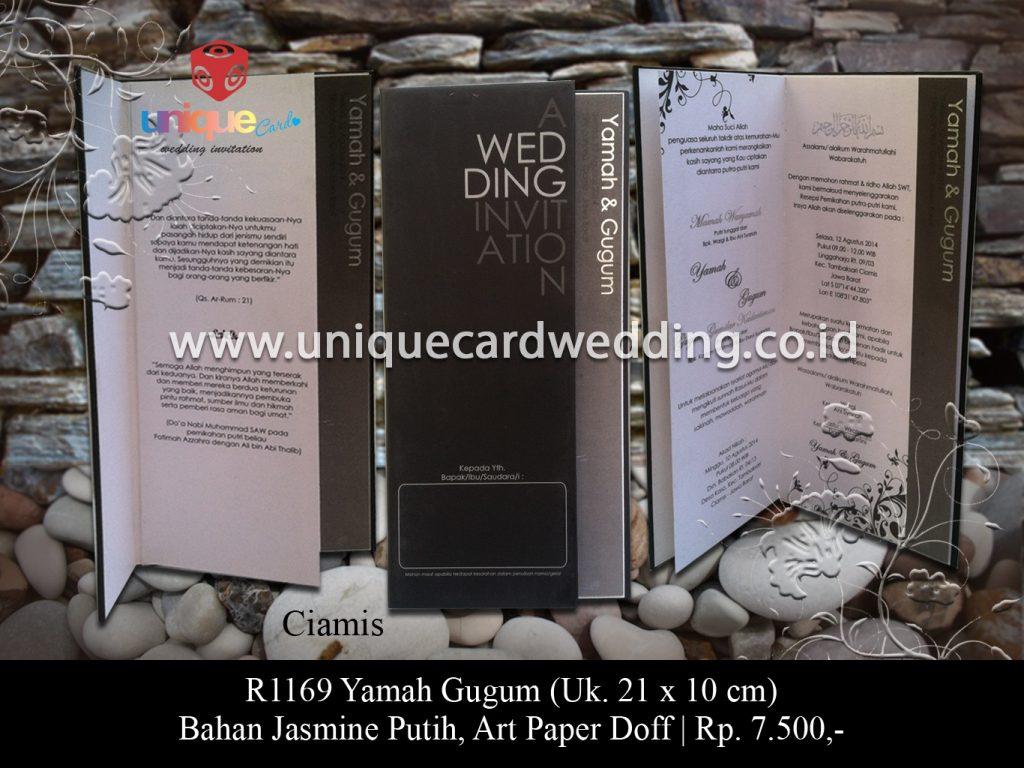undangan pernikahan-Yamah Gugum