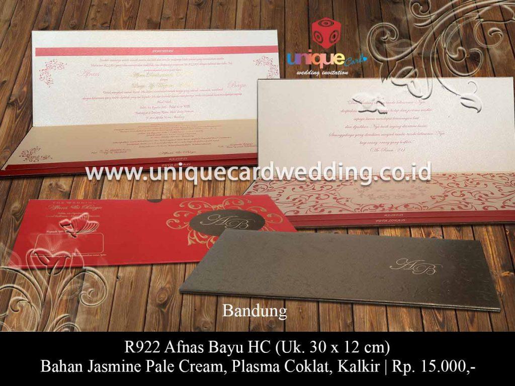 undangan pernikahan-Afnas Bayu