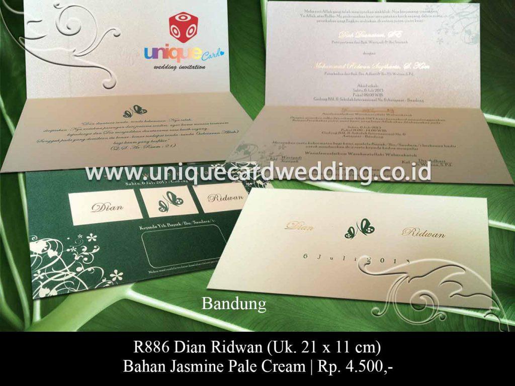undangan pernikahan-Dian Ridwan
